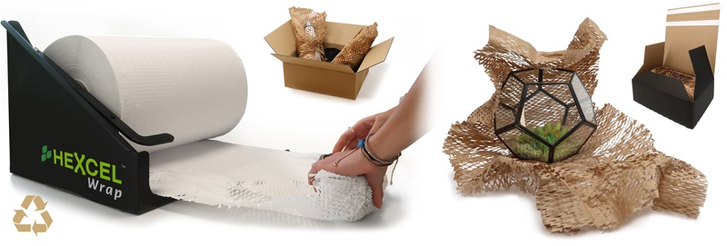 Hexcel-Wrap-Sustainable-paper-packaging-to-rival-bubble-wrap