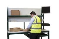 Protega Packing Station Bespoke Benches
