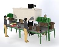 Bespoke Packing Stations