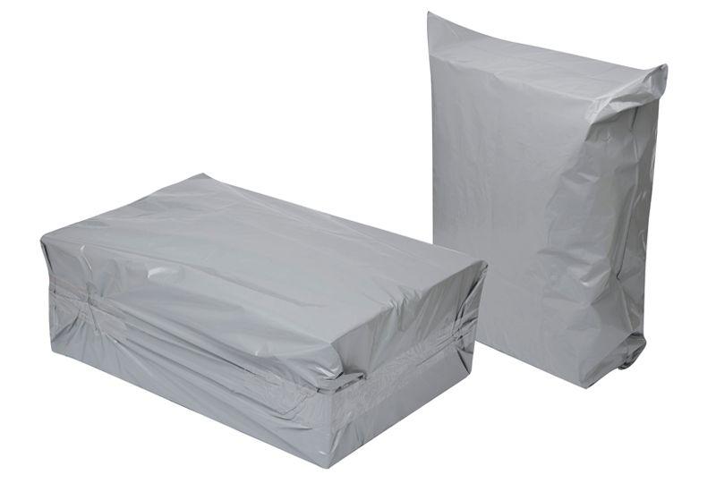 Grey Polythene Mailing Bags
