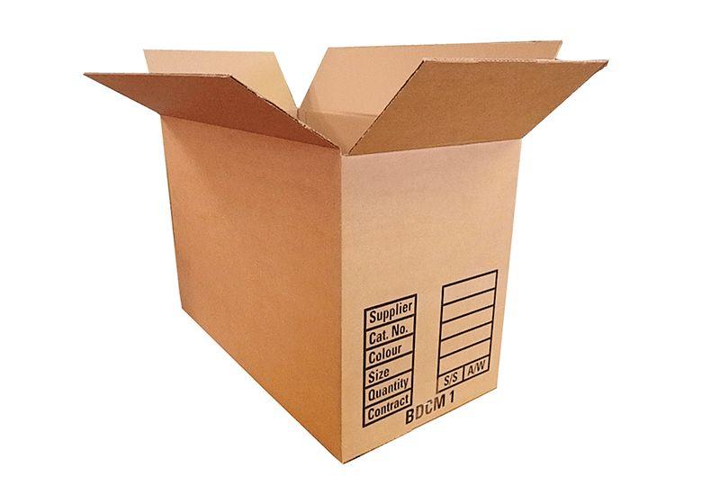 BDCM Single Wall Boxes