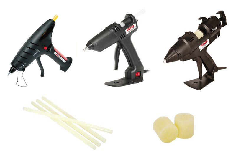 Hot Melt Glue Systems