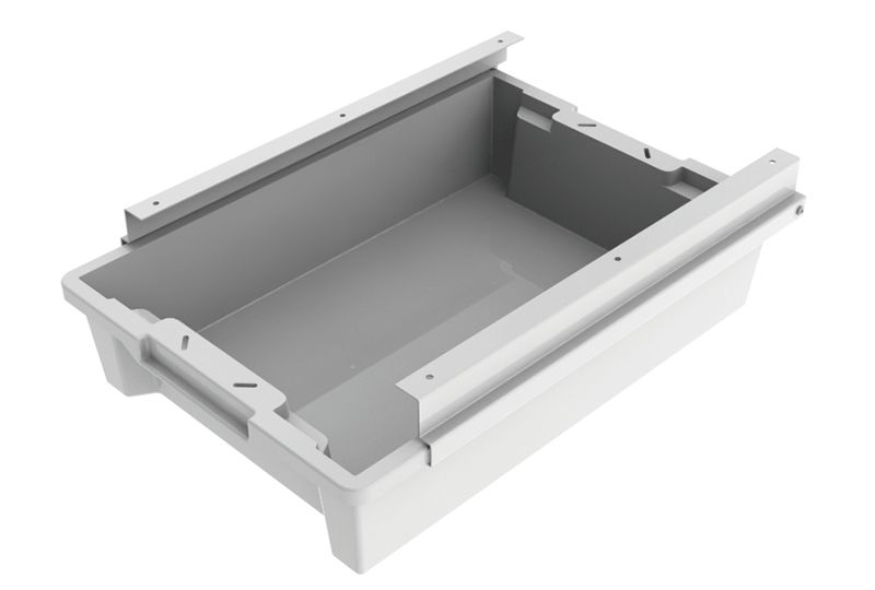 Storage Drawer with Fittings