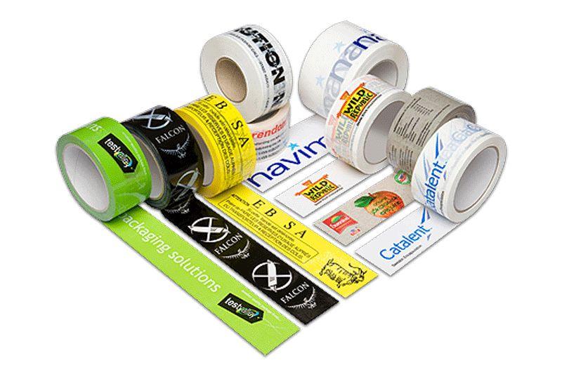 Bespoke Printed Tape