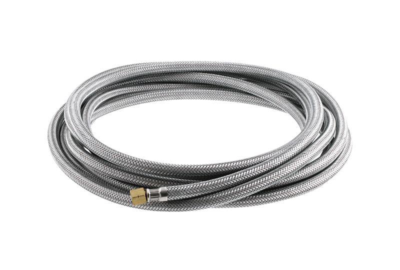 Galvanised 8 metre gas hose