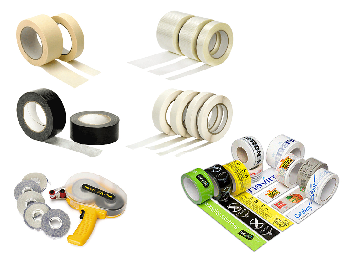 TVP Website product category SPECIALIST TAPES