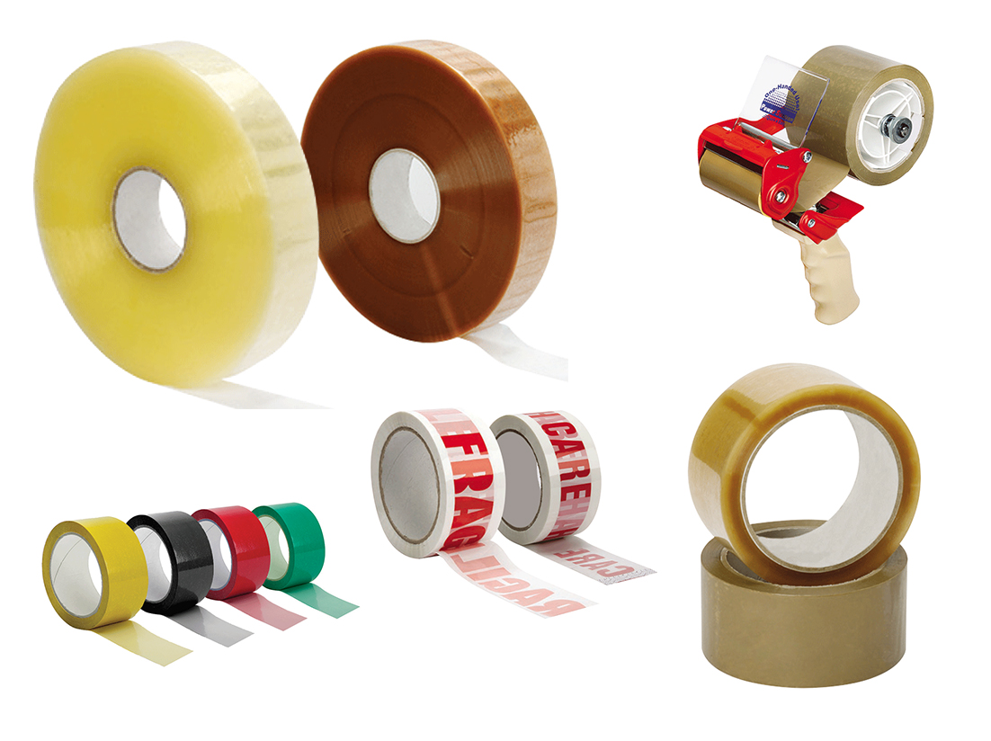 TVP Website product category STANDARD TAPES