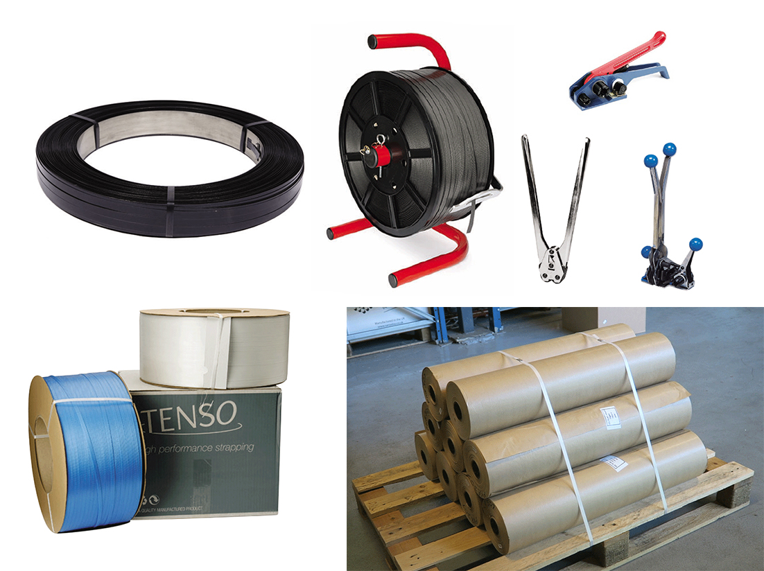 TVP Website product category Strapping