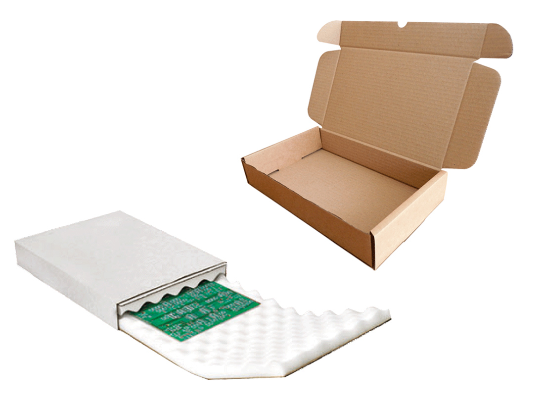 TVP Website product category diecut and foam cartons