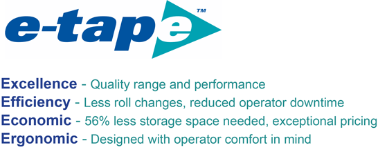 E tape brand and benefits