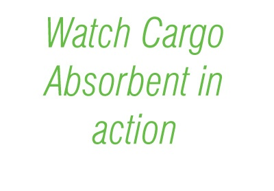 Watch cargo absorbent video now
